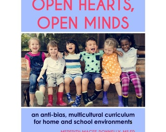 Signed Copy- Open Hearts, Open Minds Book