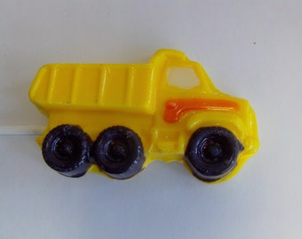 Construction Vehicles/Trucks Candy Lollipops (12) Birthday Party Favors/Baby Shower/Gift For Construction Crews