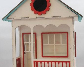 Cottage Bird House Kit