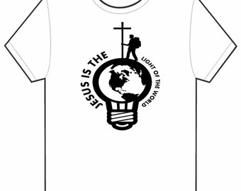 Light Of The World (T-Shirt)