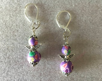 ApoloAngels earrings, Early Holy Week sale price