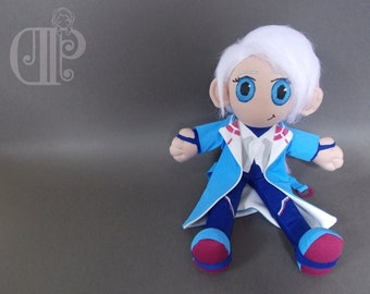 Blanche Pokemon Go Team Mystic Doll Plushie Toy [READY TO SHIP]