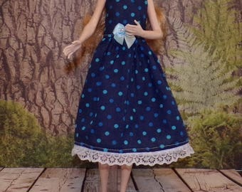 SKPR-121-122-123-124-125) SKIPPER doll clothes, 5 outfits to choose from