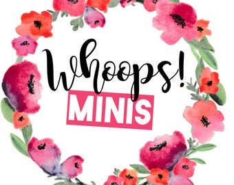 Whoops Bags MINIS