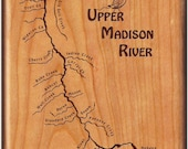 UPPER MADISON RIVER Map F...
