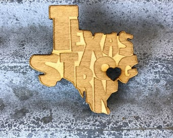 Texas Strong Magnet - Proceeds go to charity