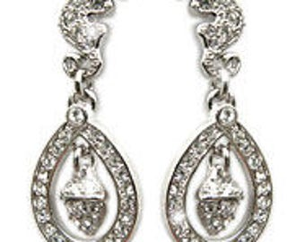 Kate Middleton Replica   Royal Wedding earrings