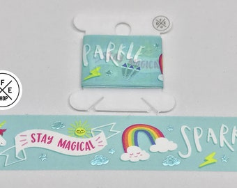 """Washi Tape Sample 24"""" 