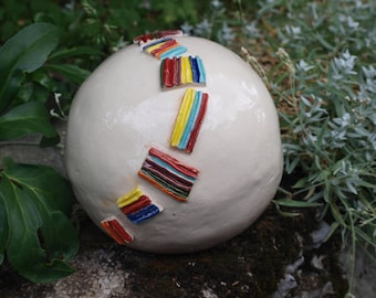 Ceramic ball 20 cm,