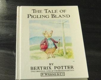 Beatrix Potter The Tale of  Pigling Bland