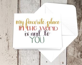 Love greeting card, anniversary, birthday, love