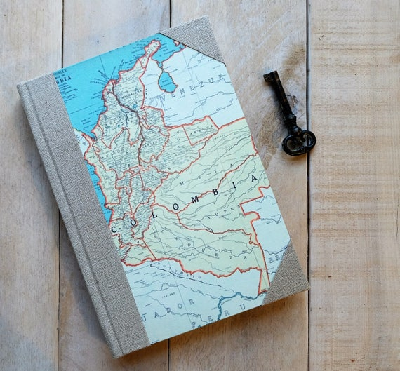 Travel Journal with Custom Maps