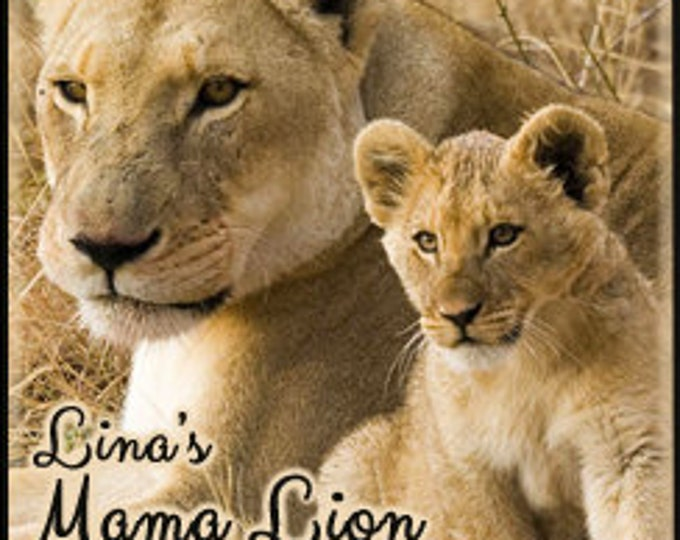 Lina's Mama Lion - Concentrated. Perfume Oil - Love Potion Magickal Perfumerie - Private Edition