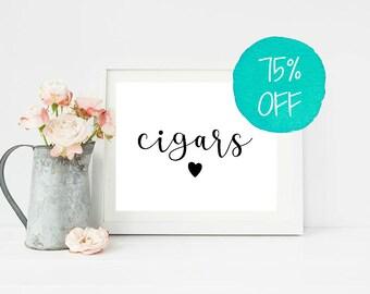 Cigar Bar Sign, Cigar Sign, Cigar Bar Wedding Sign, Cigar Sign Wedding, Stag and Doe, Wedding, Wedding Decorations, Wedding Invitation, Art