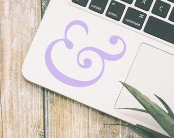 Ampersand Workshops Decorative Decal Sticker