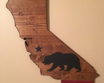 California state cutout
