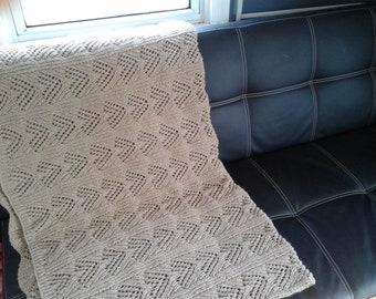 Cosy lap blanket