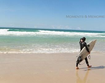 Gold coast surfing