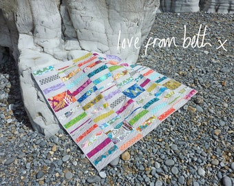 Modern Quilt Double Sided - Beth Studley Original