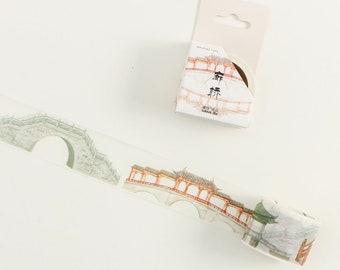 Bridge Washi Tape XH010