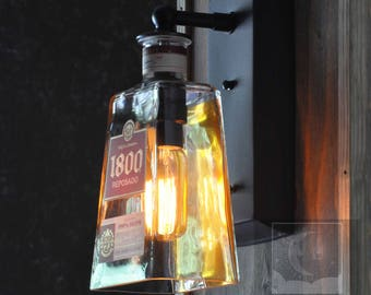 1800 Reposado Tequila Wall Sconce