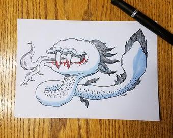 KRAKEN - Doodle