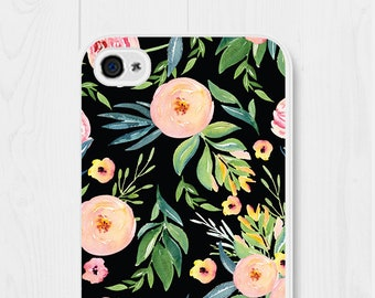 Gift iPhone 7 Case Floral iPhone SE Case Floral iPhone 6 Case Mint iPhone 7 Case iPhone SE Case iPhone 5 Case Samsung Galaxy S7 Phone Case