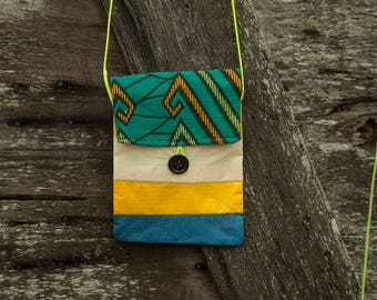 Milestone Adventure Pouch (Recycled Paragliders, Malawi, Africa)