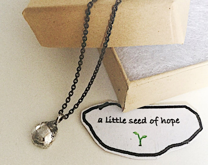 one of a kind little seed of hope