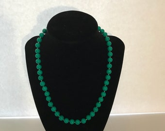 Tridacna shell necklace