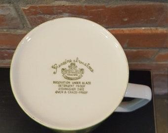 Harmony House Emerald Isle Coffee Pot