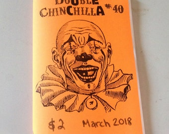 Double Chinchilla Art Zine #40
