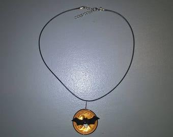 Nespresso necklace Halloween Jewelry