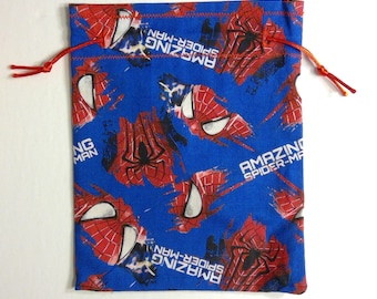 Amazing Spider-man Dice Bag