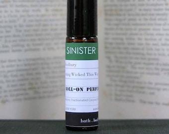 Sinister Roll-On Perfume