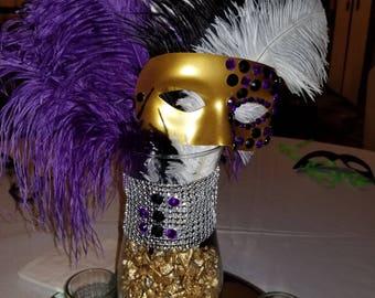 Masquerade Ball Centerpiece
