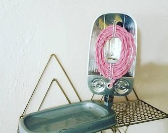 Vintage Sun Lamp,  Desk Lamp