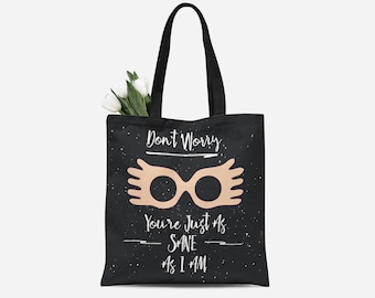 Harry Potter Tote | Harry Potter Tote Bag | Harry Potter Canvas Bag | Harry Potter Canvas Tote | Harry Potter Canvas Tote Bag | Harry Potter