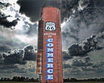 Commerce Oklahoma Planet Earth