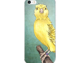 iPhone - Waterslager Canary Phone Case - iPhone Case