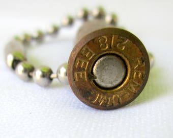 Bullet Keychain Remington Stocking Stuffer Gifts 10 and Under Free Shipping