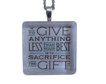 Running jewelry - Running necklace - Gifts for runners  - I run