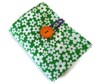 Wallet - Green Tea Bag Holder - Wallet for Tea Bags - Card Wallet - Tea Bag Wallet - Teabag Wallet - Teabag Case