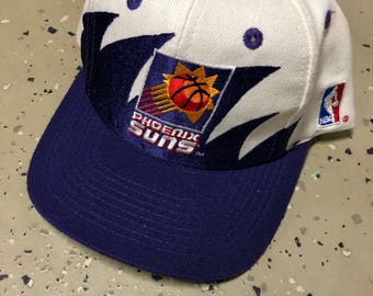 coupon code for vintage 90s nba phoenix suns logo athletic fireball sharktooth  snapback hat cap 3fd3c 80af8d574c5d