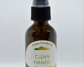 Clean Hands Spray