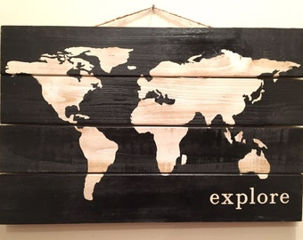 Explore Home Decor Map