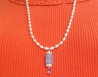 Prim and Forget Proper Necklace