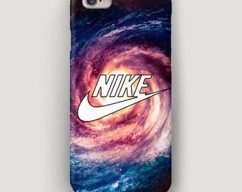 Nike Cosmic iPhone 6 Case, iPhone 8 Plus Case, Space Tornado iPhone X Case, Galaxy iPhone 5 Cover, Nike Phone Case, Nike iPhone 7 Case