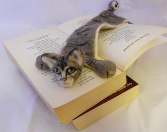 Splat - Custom - your cat as a bookmark