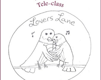 Lovers Lane Teleclass Recording and Workbook - self-development class using the tarot archetype of the Lovers